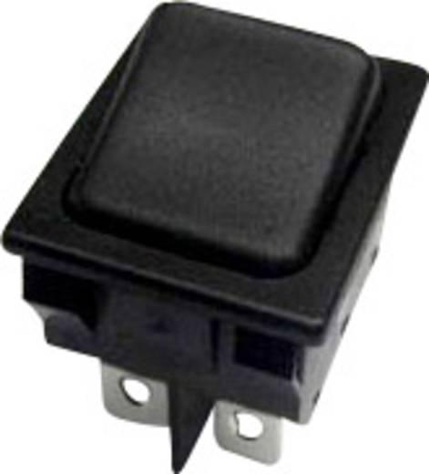 Wippschalter 250 V/AC 10 A 1 x Ein/Ein SCI R13-117C-01 rastend 1 St.