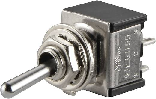 SCI TA201A1 Kippschalter 250 V/AC 3 A 2 x Aus/Ein rastend 1 St.