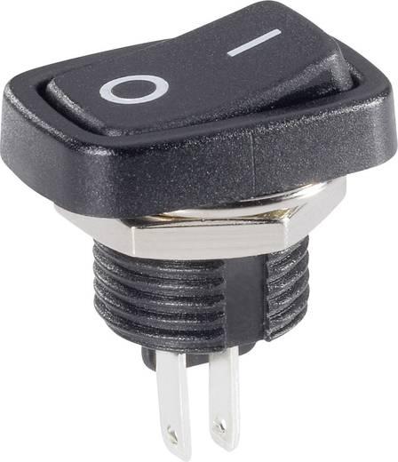 Wippschalter 250 V/AC 3 A 1 x Aus/Ein SCI R13-213A-03 rastend 1 St.