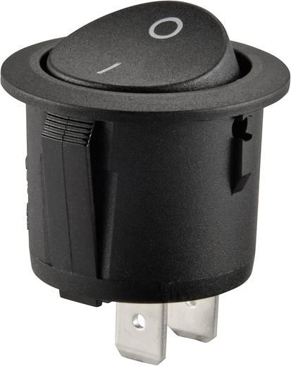 Wippschalter 250 V/AC 10 A 1 x Aus/Ein SCI R13-223A-01 rastend 1 St.