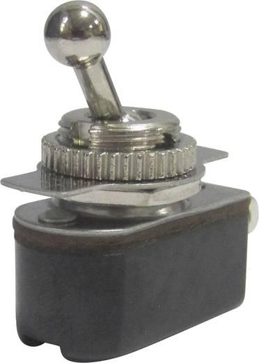 Kippschalter 250 V/AC 3 A 1 x Aus/Ein SCI R13-36A2-05 rastend 1 St.