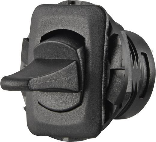 SCI R13-405D-05 Kippschalter 250 V/AC 6 A 2 x Ein/Aus/Ein rastend/0/rastend 1 St.