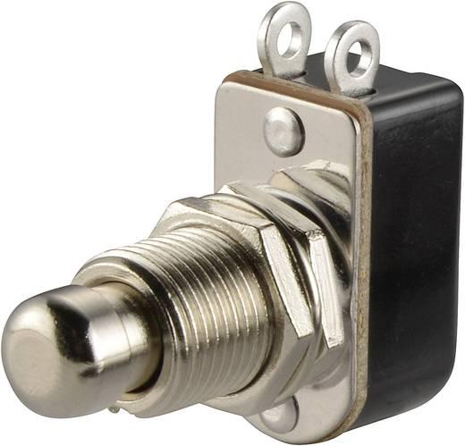 Drucktaster 250 V/AC 3 A 1 x Aus/(Ein) SCI R13-85A-05 tastend 1 St.