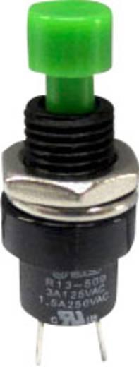 Drucktaster 250 V/AC 1.5 A 1 x Aus/(Ein) SCI R13-509A-05GN tastend 1 St.