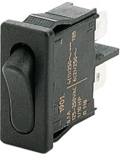 Wippschalter 250 V/AC 6 A 1 x Aus/Ein Marquardt 1901.1102 rastend 1 St.