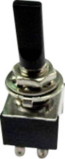Kippschalter 250 V/AC 3 A 2 x Ein/Aus/Ein SCI TA203G1 rastend/0/rastend 1 St.