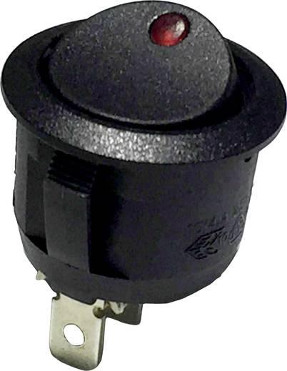 Wippschalter 28430C603 250 V/AC 6 A 1 x Aus/Ein rastend 1 St.