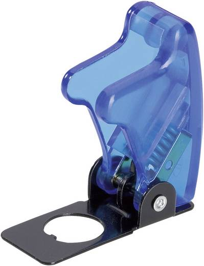Sicherheitsabdeckung Blau (transparent, R17-10B) SCI R17-10B BLUE 1 St.