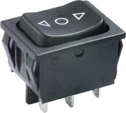 Interrupteur à bascule Marquardt 1839.1407 250 V/AC 6 A 2 x (On)/Off/(On) IP40 momentané/0/momentané 1 pc(s)