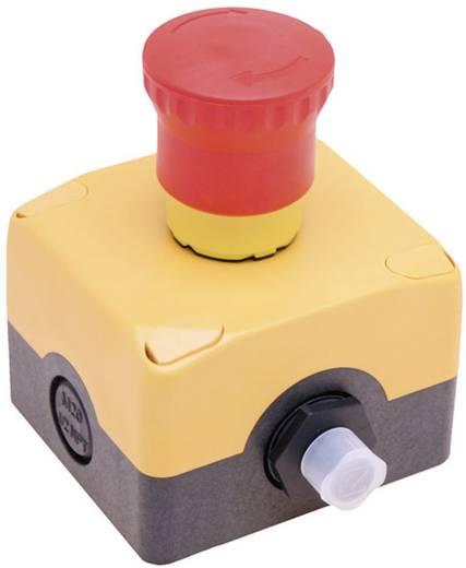 Not-Aus-Schalter im Gehäuse 250 V/AC 6 A 1 Öffner, 1 Schließer Pizzato Elettrica ES AC31027 IP67 1 Set