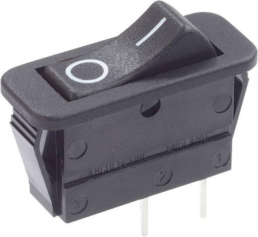 Wippschalter 250 V/AC 16 A 1 x Aus/Ein Arcolectric C1300VBAAF rastend 1 St.