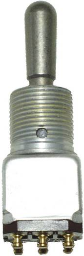 Honeywell 12TW1-3 Kippschalter 125 V/AC 5 A 2 x Ein/Ein rastend 1 St.