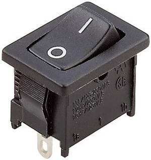 Schalter C1553 AB rot Kippschalter Wippschalter 230V 16A 250V NOS Qualität