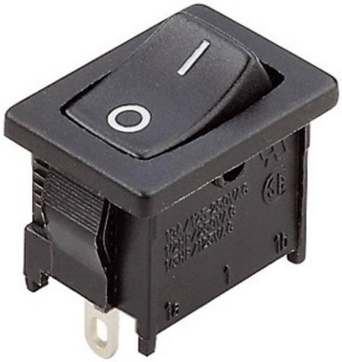 Wippschalter A12131121000 250 V/AC 10 A 1 x Aus/Ein rastend 1 St.