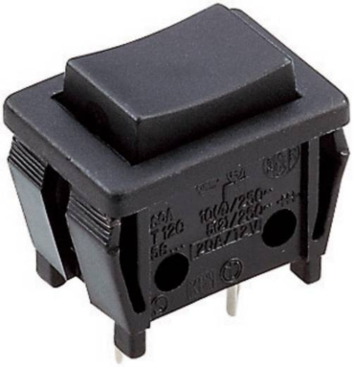 SCA58406A11000 Drucktaster 250 V/DC 5 A 1 x Aus/(Ein) tastend 1 St.