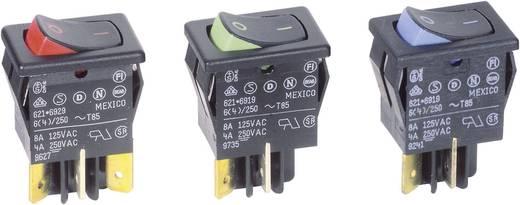 Wippschalter 250 V/AC 6 A 1 x Aus/Ein Carlingswitch 62116919-0-9V rastend 1 St.