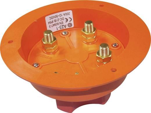 SCI Kfz-Batterieschalter A23-1 32 V/DC 200 A 2 x Aus/Ein/Ein/Ein rastend IP54 1 St.