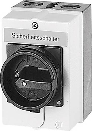Nockenschalter 32 A 690 V 1 x 90 ° Schwarz Eaton P1-32/I2/SVB-SW 1 St.