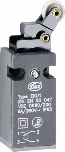 Endschalter 380 V/AC 6 A Rollenhebel tastend Schlegel EKU1-KW IP65 1 St.