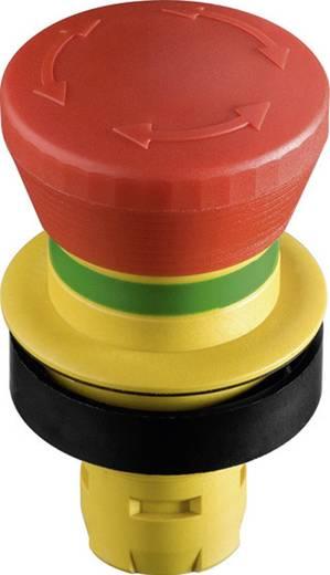 Not-Aus-Schalter überlistungssicher Rot, Gelb Drehentriegelung Schlegel RONTRON RRJUV 1 St.