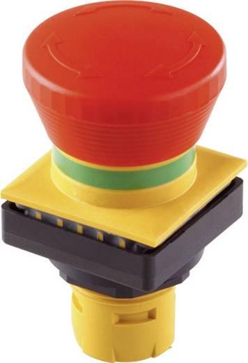Not-Aus-Schalter überlistungssicher Rot, Gelb Drehentriegelung Schlegel OKTRON OKJUV 1 St.
