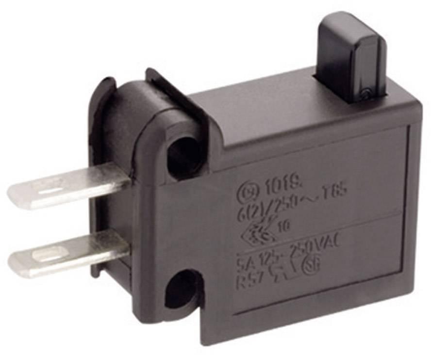 Mentor 1859.1031 Schlüsselschalter 60 V DC//AC 0.5 A 1 x Ein//Ein 1 x 56 °  1 St.