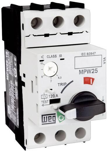 Motorschutzschalter 0.25 A WEG MPW25-3-C025 1 St.