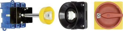 Kraus & Naimer KG80 T203/09 VE Lasttrennschalter mit Türkupplung 80 A 1 x 90 ° Rot, Gelb 1 St.