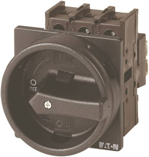 Nockenschalter absperrbar 32 A 690 V 1 x 90 ° Schwarz Eaton P1-32/EA/SVB-SW 1 St.