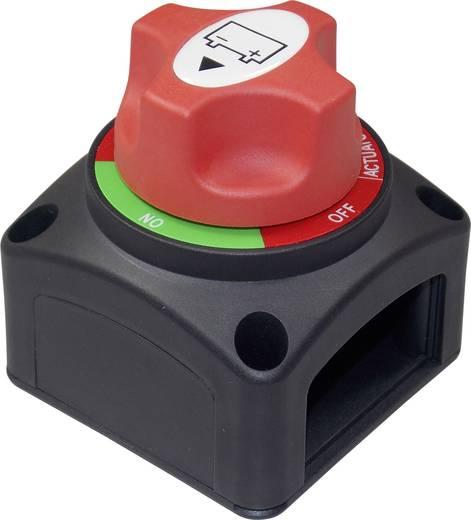 Kfz-Batterieschalter 12 V/DC, 50 V/DC 200 A 1 x Aus/Ein rastend SCI A23-2 IP54 1 St.