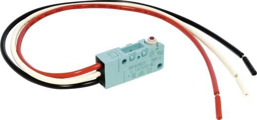 Mikroschalter 250 V/AC, 30 V/DC 3 A 1 x Ein/(Ein) Panasonic ABV16106131J IP67 tastend 1 St.