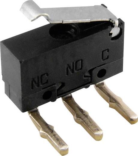 Mikroschalter 30 V/DC 0.5 A 1 x Ein/(Ein) Panasonic AV4544J IP40 tastend 1 St.