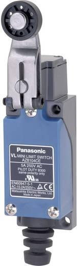 Endschalter 115 V/DC, 250 V/AC 5 A Rollenhebel tastend Panasonic AZ8104CEJ IP64 1 St.