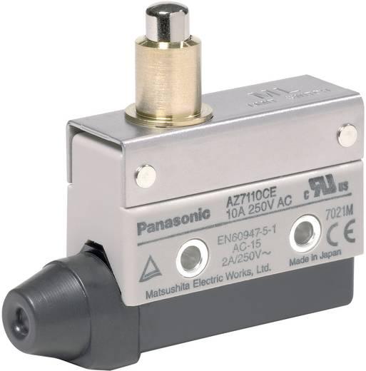 Endschalter 115 V/DC, 250 V/AC 10 A Stößel tastend Panasonic AZ7110CEJ IP64 1 St.