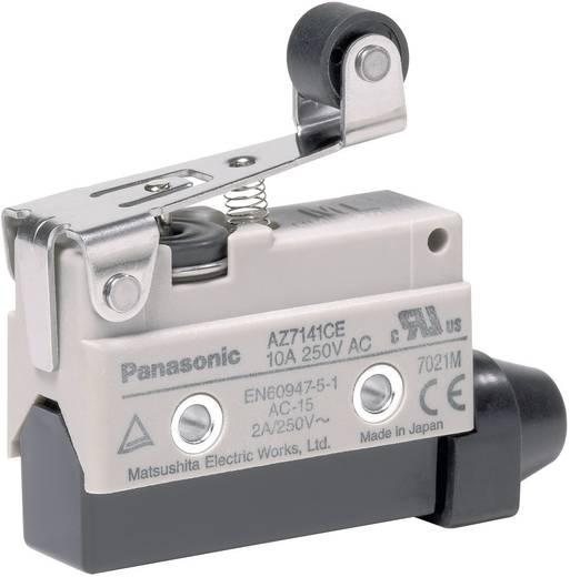 Endschalter 115 V/DC, 250 V/AC 10 A Rollenhebel tastend Panasonic AZ7141CEJ IP64 1 St.