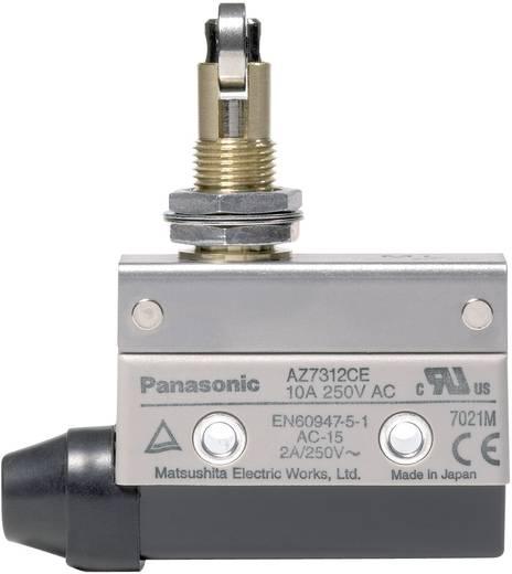 Endschalter 115 V/DC, 250 V/AC 10 A Rollenhebel mit Schraubgewinde tastend Panasonic AZ7311CEJ IP64 1 St.