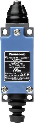 Panasonic AZ8111CEJ Endschalter 115 V/DC, 250 V/AC 5 A Stößel tastend IP64 1 St.