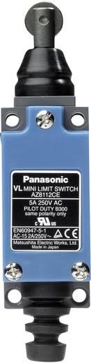 Panasonic AZ8112CEJ Endschalter 115 V/DC, 250 V/AC 5 A Rollenstößel tastend IP64 1 St.