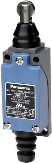 Endschalter 115 V/DC, 250 V/AC 5 A Rollenstößel tastend Panasonic AZ8112CEJ IP64 1 St.