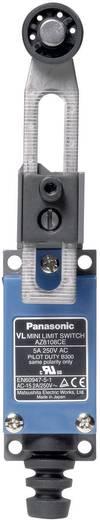 Endschalter 115 V/DC, 250 V/AC 5 A Rollenhebel tastend Panasonic AZ8108CEJ IP64 1 St.