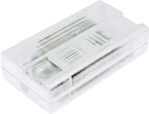 Schnurdimmer Weiß (transparent) Schaltleistung (min.) 20 W Schaltleistung (max.) 400 W Ehmann 2502c0000kl-t 1 St.