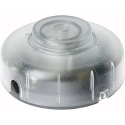 Nášlapný vypínač interBär, 1pólový, 250 V/AC, 2 A, průhledná