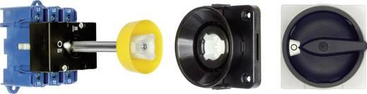 Lasttrennschalter mit Türkupplung 80 A 1 x 90 ° Schwarz Kraus & Naimer KG80 T103/09 VE 1 St.
