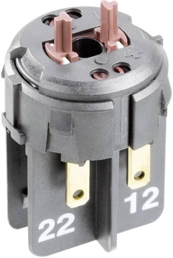 Kontaktelement 2 Öffner rastend 24 V/DC RAFI 22FS 1.20.126.504/0000 1 St.