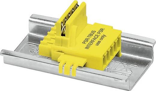 Tragschienenverbinder für Sicherheitsmodul PSR
