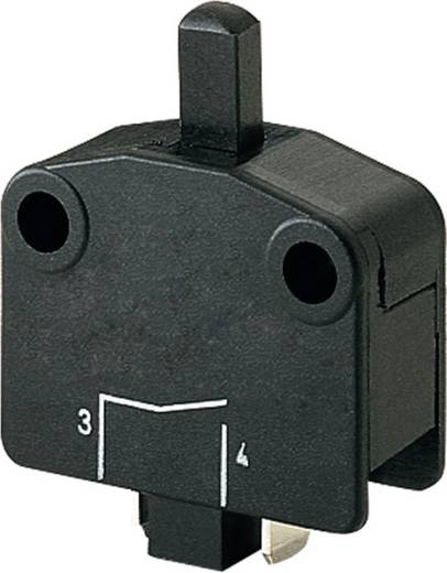 Drucktaster 400 V/AC 6 A 1 x Ein/(Aus) Marquardt 1115.2101 IP40 tastend 1 St.