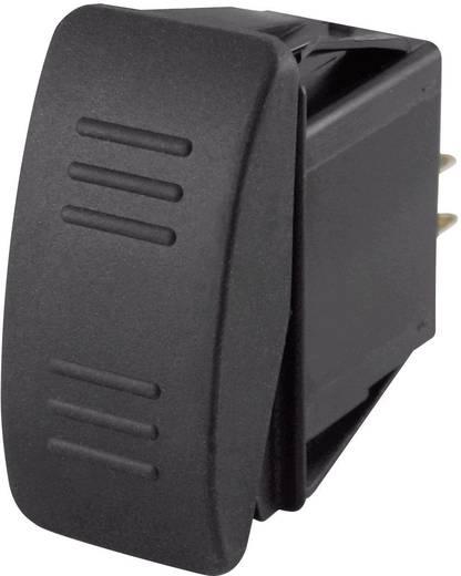Wippschalter 125 V/AC 20 A 2 x Ein/Aus/Ein OTTO K5AA332FAA rastend/0/rastend 25 St.