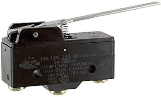 Mikroschalter 250 V/AC 15 A 1 x Ein/(Ein) Honeywell BZ-2RW80-A2 tastend 1 St.