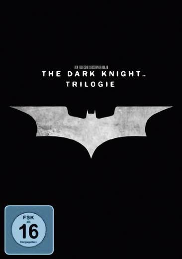 DVD Dark Knight Trilogy (3 Discs) FSK: 16