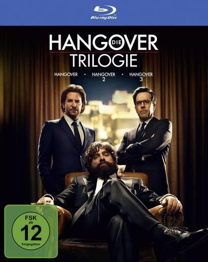 blu-ray Die Hangover Triologie FSK: 12